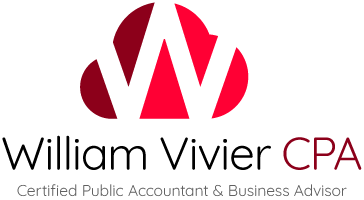 William Vivier CPA Logo